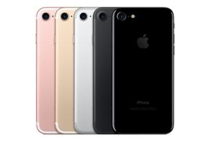 kleuren iphone 7