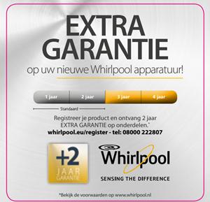 +2 jaar extra garantie